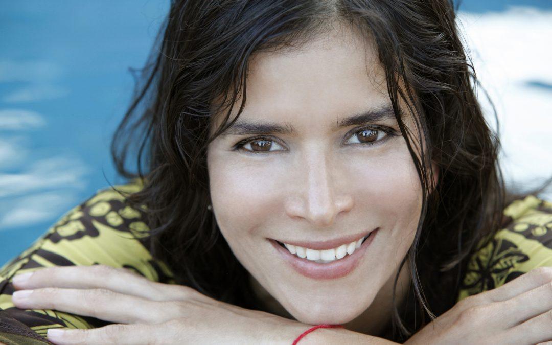 LA Femme 2015 Humanitarian Award- Patricia Velasquez