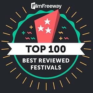 FilmFreeway's Top 100 Best Reviewed Festivals